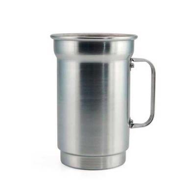 No Ato Brindes - Caneca de Alumínio Colorida para Brinde