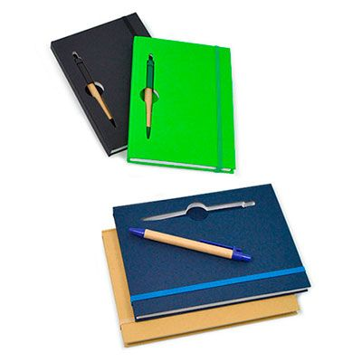 No Ato Brindes - Caderneta de Anotações Personalizado - Brindes