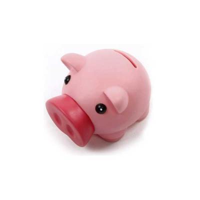 Cofre Porco Personalizado em Vinil - No Ato Brindes