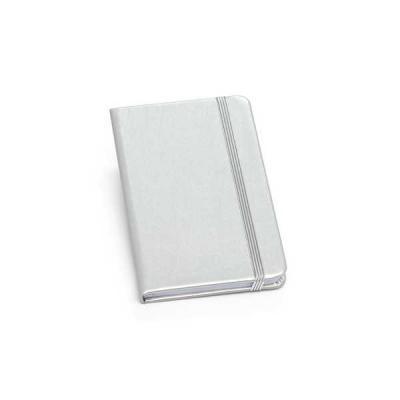 No Ato Brindes - Caderno  Capa Metalizada para Brindes