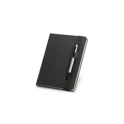 Caderno  Capa Dura Personalizado - No Ato Brindes
