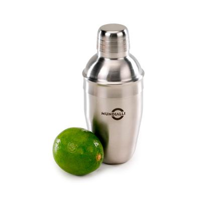 no-ato-brindes - Coqueteleira de Inox com 550 ML
