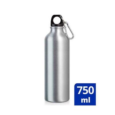 Garrafa de Alumínio Esportiva Personalizada - No Ato Brindes