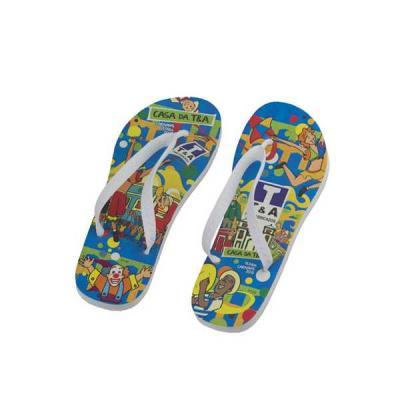 Sandálias Personalizadas - No Ato Brindes
