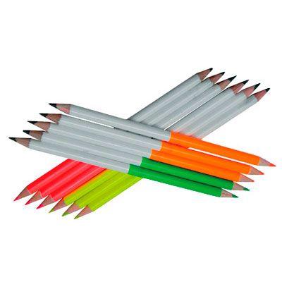 no-ato-brindes - Lápis Marcador de Madeira - Brindes