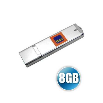 Pen drive DG 8GB com Tampa