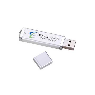No Ato Brindes - Pen drive 4GB Personalizado para Brinde