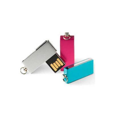 no-ato-brindes - Pen drive 4GB Giratório MSM