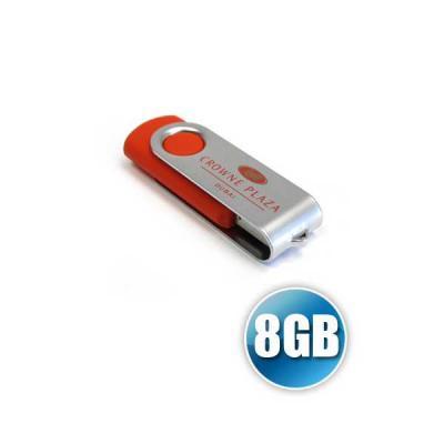 no-ato-brindes - Pen Drive SM Personalizado de 8GB