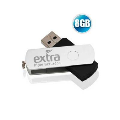 No Ato Brindes - Pen drive 8GB Modelo XM