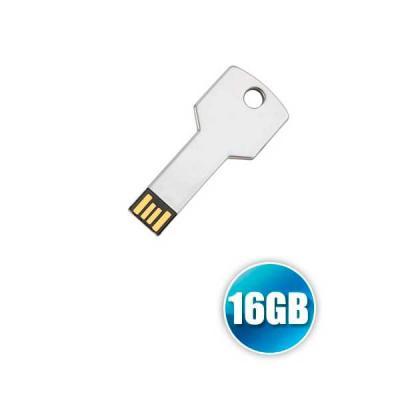 no-ato-brindes - Pen drive Chave 16GB - Pendrive Personalizado