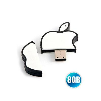 No Ato Brindes - Pen drive Emborrachado 8GB