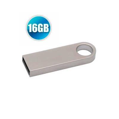 No Ato Brindes - Pen Drive Personalizado 16GB Metálico