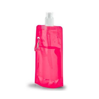no-ato-brindes - Squeeze de Plástico Dobrável