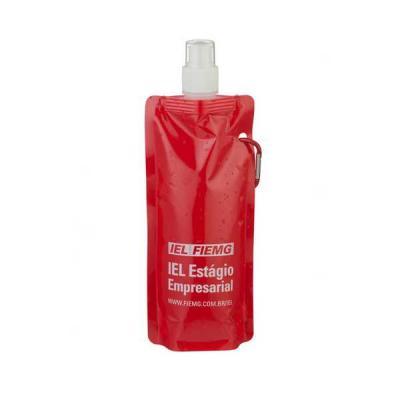 no-ato-brindes - Squeeze Flexível Promocional - Brindes