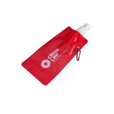 no-ato-brindes - Squeeze de Plástico Flexível Personalizado