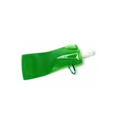no-ato-brindes - Squeeze Plástico Dobrável 480 ml