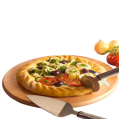 No Ato Brindes - Kit Pizza Personalizado