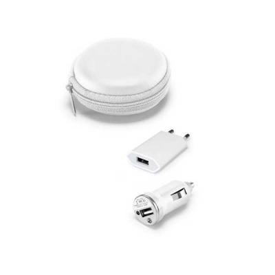 Carregador Veicular USB Personalizado - No Ato Brindes