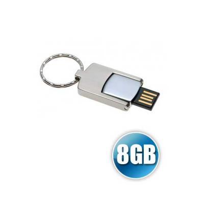 No Ato Brindes - Pen drive Chaveiro com 8GB Promocional - Brindes