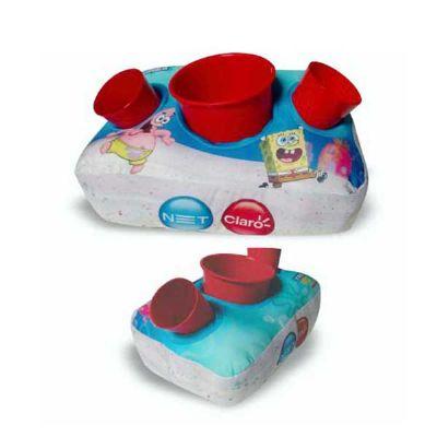 Mobile Promo - Almofadas de Pipocas com copo