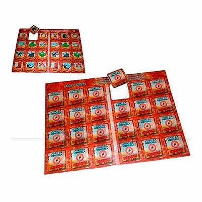Jogo da memória confeccionado emcouchê - PVC  - EVA Impresso em offset | Silk Screen. - Mobile Promo