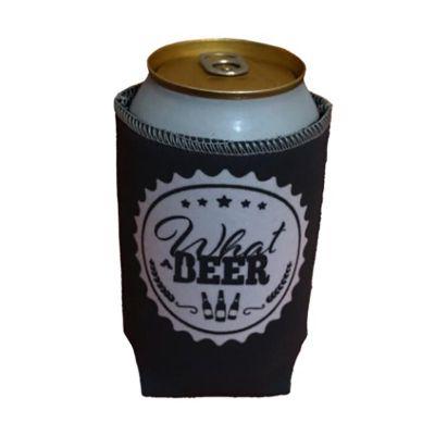 mobile-promo - Porta lata personalizado de neoprene.