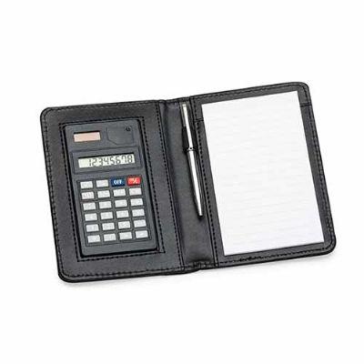 Agitalle Brindes Promocionais - Bloco de Anotações com Calculadora