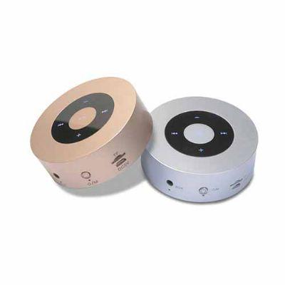 Agitalle Brindes Promocionais - Caixa de Som Bluetooth Touch