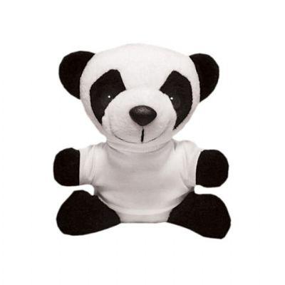 Agitalle Brindes Promocionais - Ursinho Panda de Pelúcia