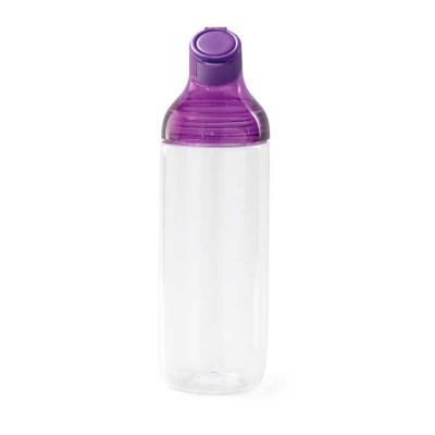 agitalle-brindes-promocionais - Squeeze. Tritan™ e AS. Capacidade: 900 ml. Com argola para transporte. Food grade. ø78 x 260 mm