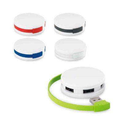 Agitalle Brindes Promocionais - Hub USB