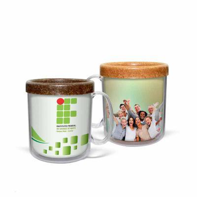 Direct Brindes Personalizados - Caneca Foto Térmica Color - GREEN