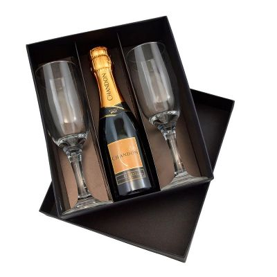 Direct Brindes Personalizados - Kit Mini Chandon Baby