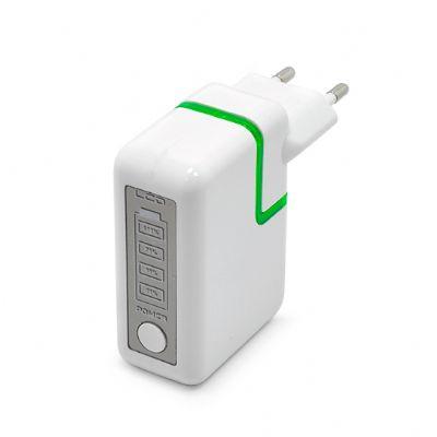 Direct Brindes Personalizados - Carregador Power Bank Visor LCD