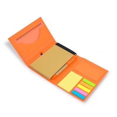 Direct Brindes Personalizados - Bloco de anotações com capa dura
