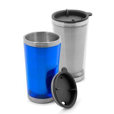 direct-brindes-personalizados - Caneca térmica com capacidade para 400ml