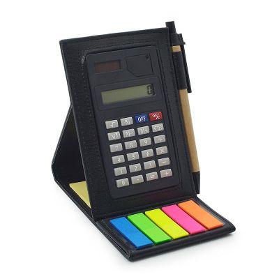 direct-brindes-personalizados - Bloco de anotações com calculadora