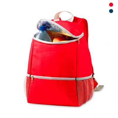 Direct Brindes Personalizados - Bolsa térmica formato de mochila