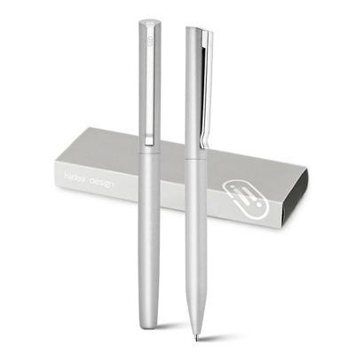 Direct Brindes Personalizados - Conjunto de Roller e Esferográfica de metal