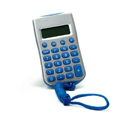 Direct Brindes Personalizados - Calculadora com cordão