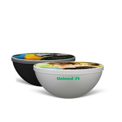 direct-brindes-personalizados - Mini Bowl 240ml com tampa