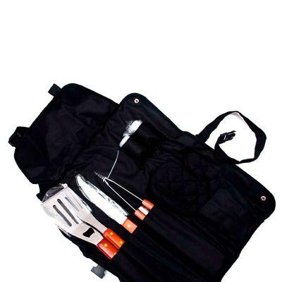Direct Brindes Personalizados - Kit churrasco com avental
