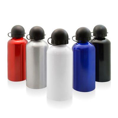 Direct Brindes Personalizados - Squeeze color metal 500ml