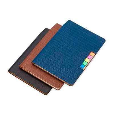Direct Brindes Personalizados - Caderno de Anotações Sintético