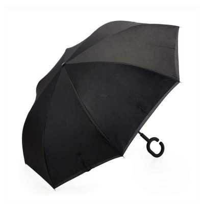 Guarda-Chuva Invertido com Forro Interno Personalizada
