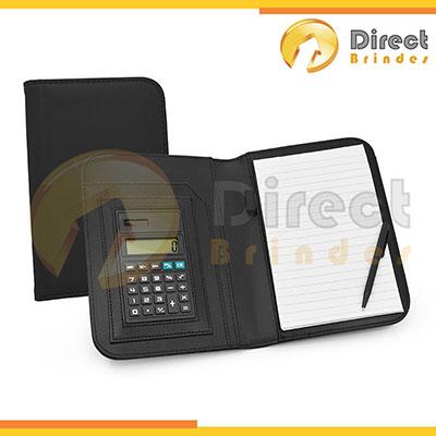 direct-brindes-personalizados - Bloco de anotações com gravação personalizada na capa.