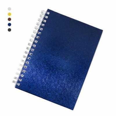 direct-brindes-personalizados - Caderno Escovado 15x21cm Personalizado