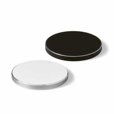Direct Brindes Personalizados - Carregador Power Bank bateria Wireless Fast Personalizado