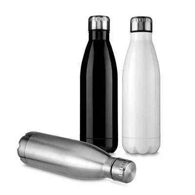 direct-brindes-personalizados - Garrafa Aço Inoxidável 750 ml Personalizada